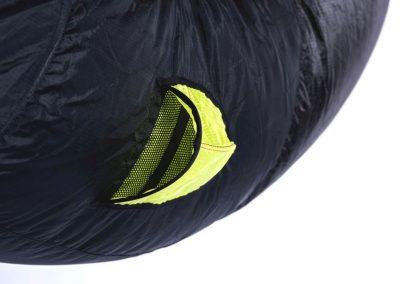 RANGE AIR Protektor mit Ridgid Foil