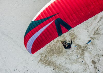 skywalk paragliders - ARAK - Red