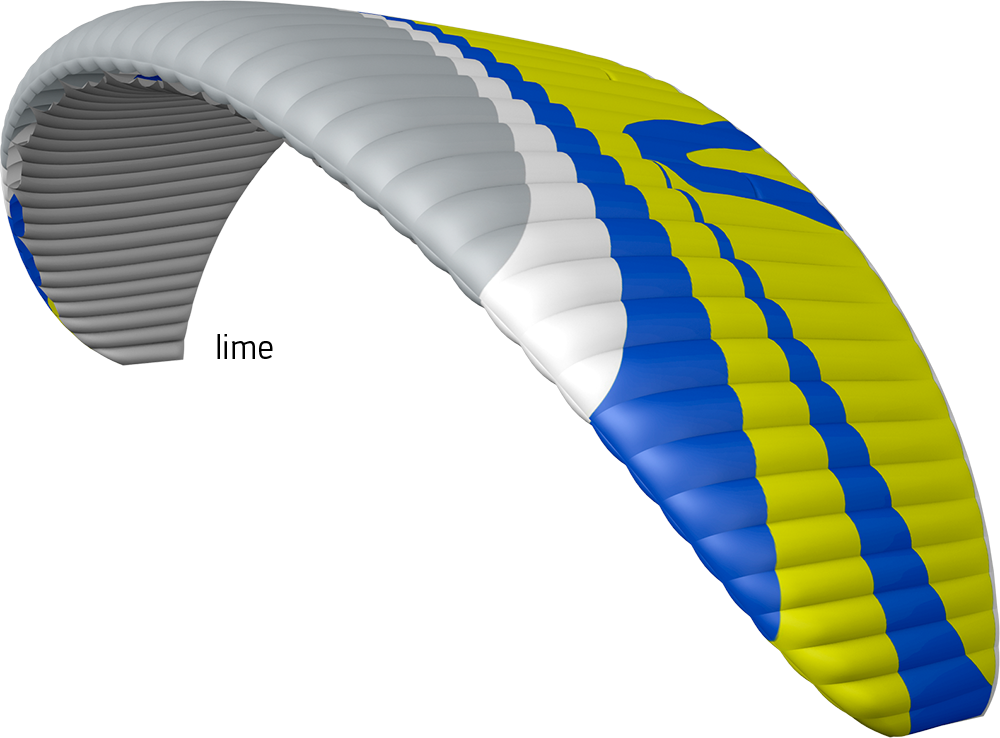 skywalk paragliders - JOINT3 - Lime