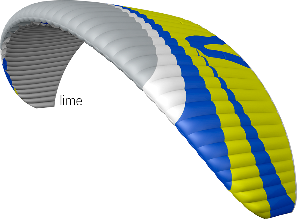 skywalk paragliders - JOIN'T3 - Lime