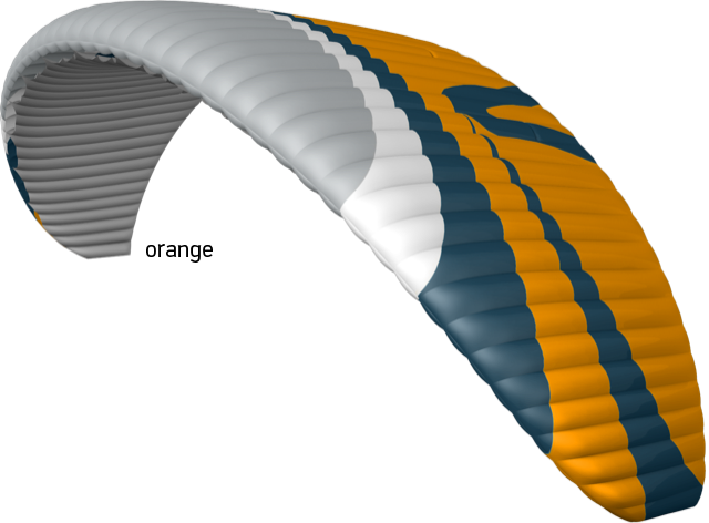 skywalk paragliders - JOINT3 - Orange