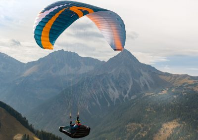 skywalk paraglider MASALA3 - Petrol
