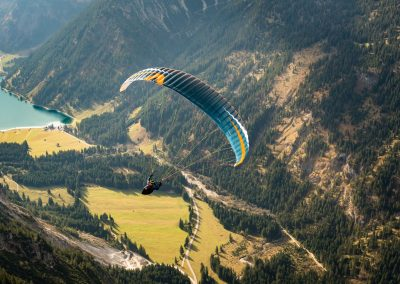 skywalk paraglider - MASALA3 - Petrol