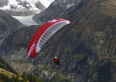 skywalk TONIC paraglider rot miniwing