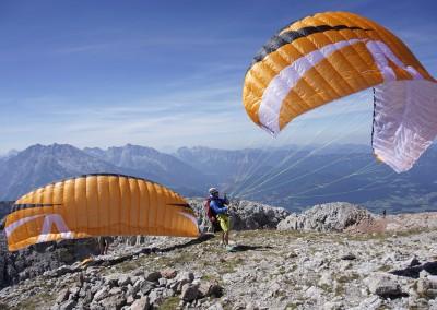 skywalk TONKA2 paraglider miniwing