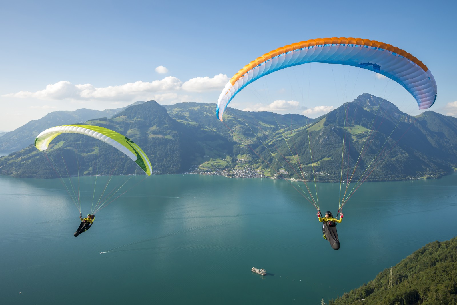 Arriba Skywalk Paragliders
