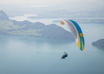 skywalk JOIN´T3 blau paraglider tandem