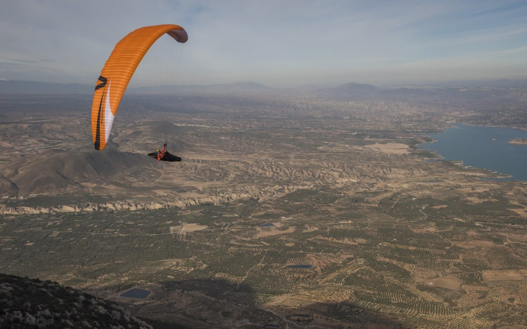 POISON X-ALPS – Epic Flights with the New Serial Comp Wing