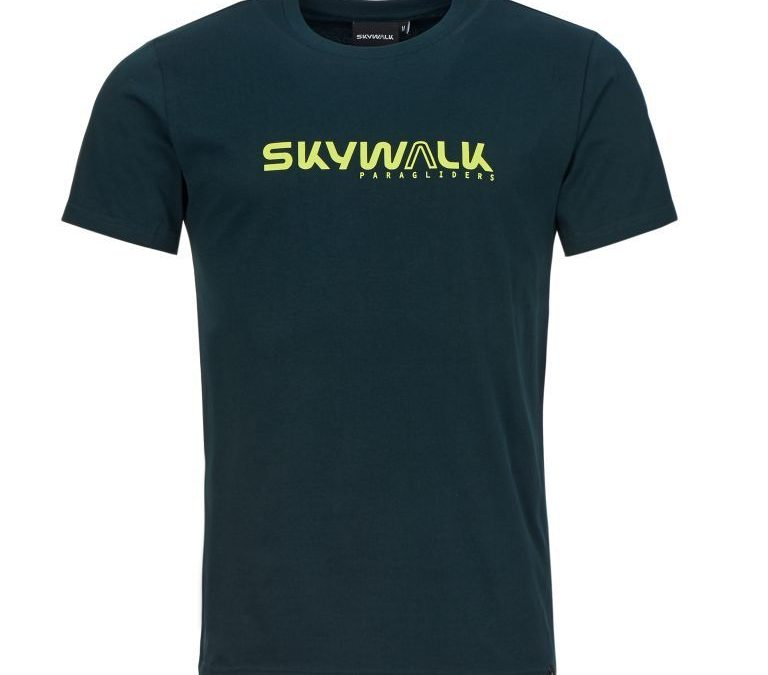 Good Stuff | skywalk T(eam)-Shirt in trendy new color