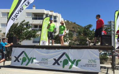 Adrian Keller´s experiences with the X-Pyr 2016