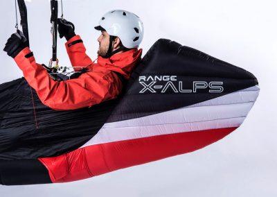 RANGE X-ALPS PROFIL OPTIMISÉ AERODYNAMIQUE