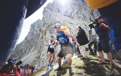 TONKA2 rocks the Red Bull Dolomitenmann
