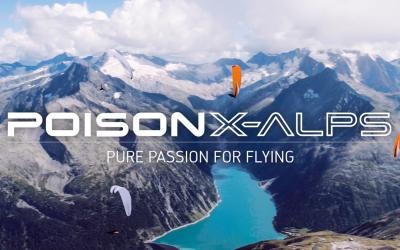POISON X-ALPS VIDEO!