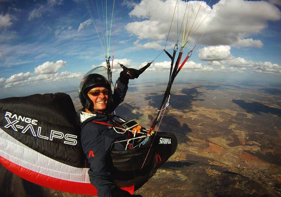 Burkhard Martens fliegt 411 km mit CHILI4!