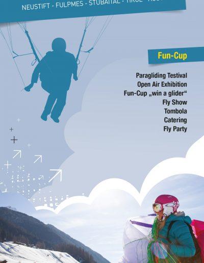 Stubai Cup Flyer