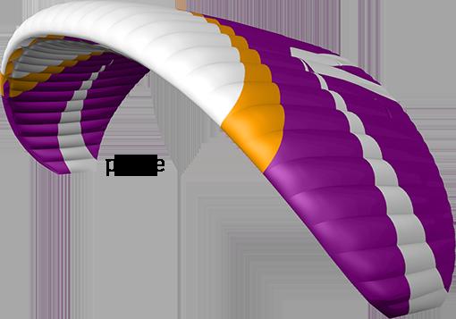 Purple klein