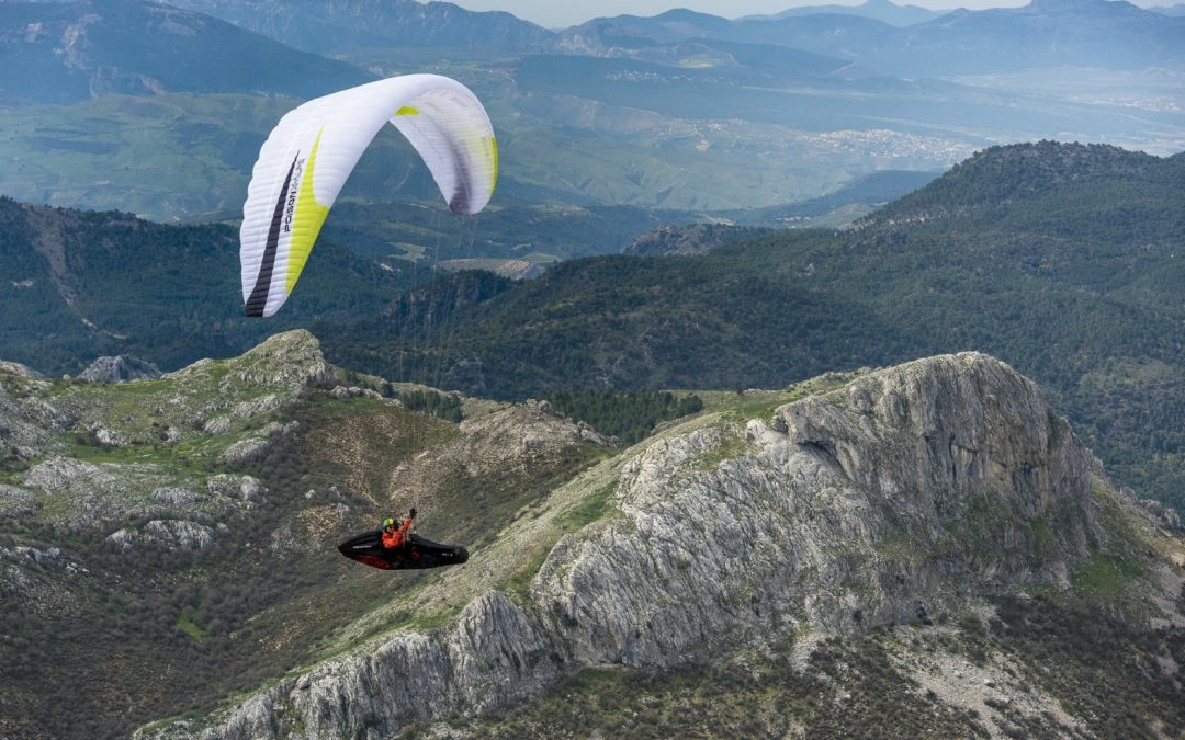 POISON X-ALPS Dominates the Series Class at the Alpine Cup