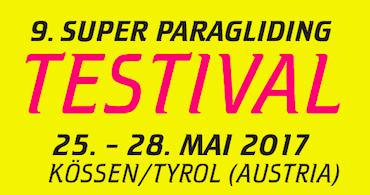 Super Paragliding Testival 2017