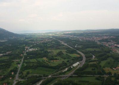 Aussicht Turin