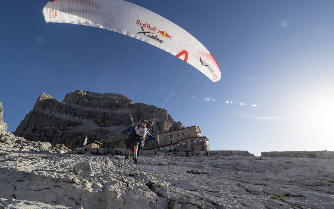 Red Bull X-Alps Highlight Videos