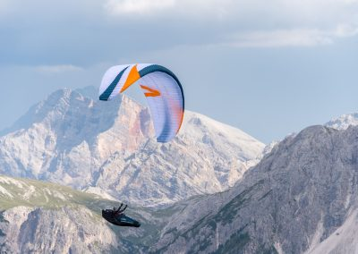 skywalk paragliders CUMEO - White
