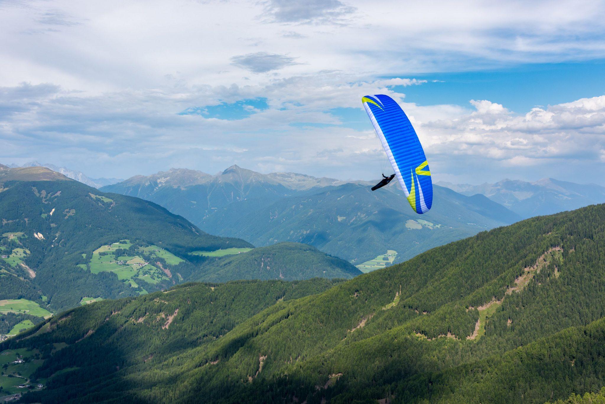 CUMEO - skywalk Paragliders
