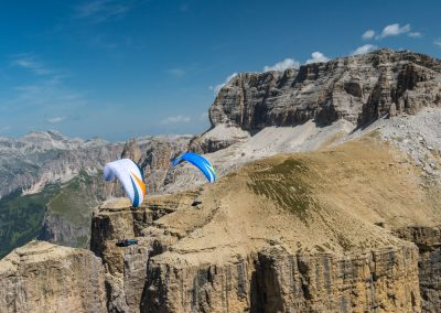 skywalk paragliders CUMEO - Blue and White