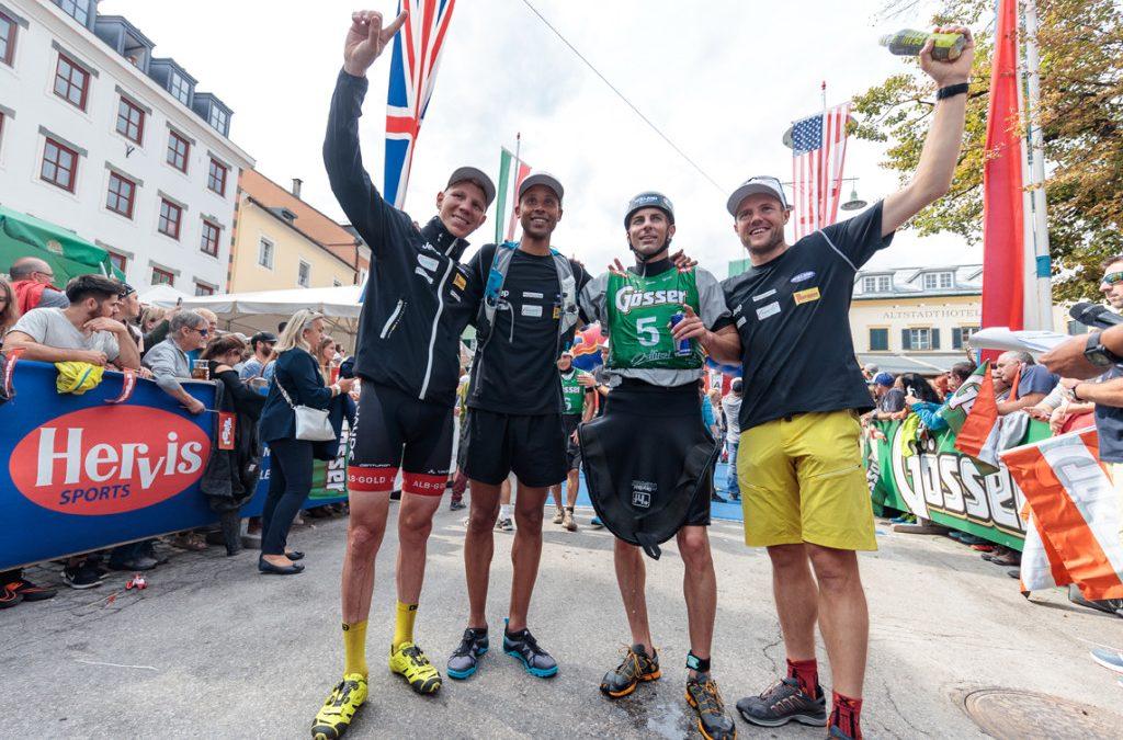 Erneuter Erfolg für skywalk am Dolomitenmann 2017