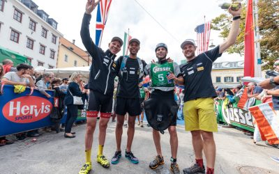 Once again success for skywalk at the Dolomitenmann 2017