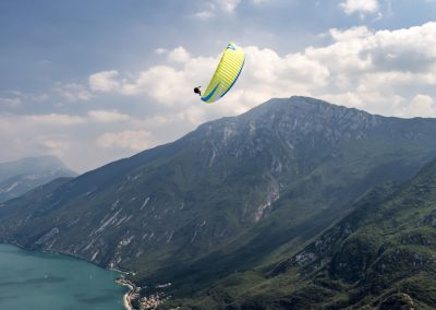 skywalk paraglider MASALA3 - Lime