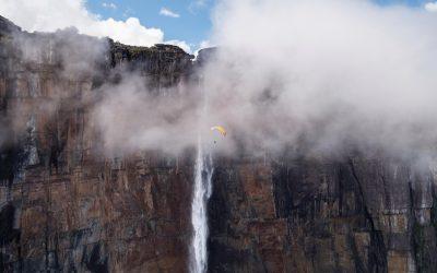 Paul Guschlbauer – Hike&Fly – Angel Falls, Venezuela
