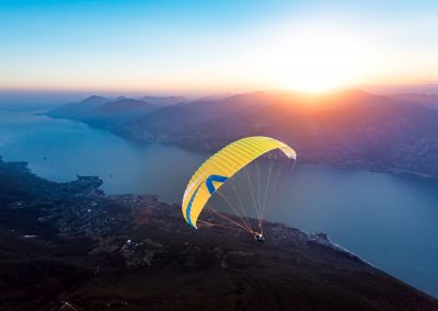 skywalk paraglider - MASALA3 - Lime