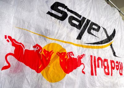 skywalk paragliders SPICE Limited Red Bull Schirm