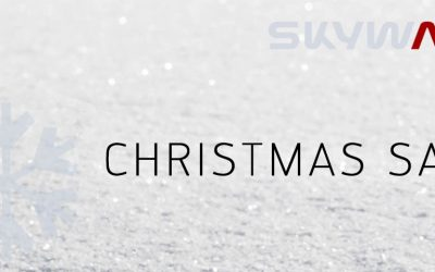 SALEWA – skywalk collection at Christmas present prices!