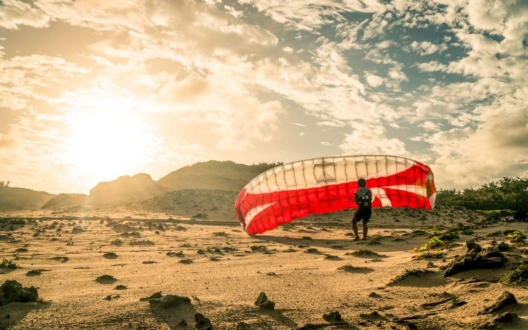 Tobi Deckert – Barbados soaring session // TONIC