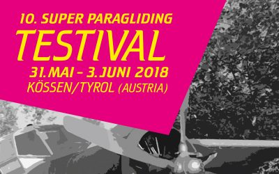 Super Paragliding Testival 2018