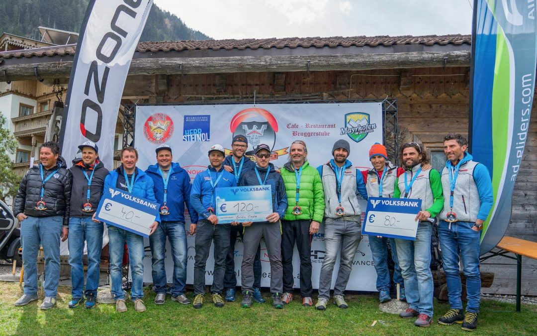 skywalk gewinnt Teamwertung bei Zillertal Battle