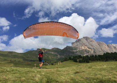 Tobias Großrubatscher - Weltrekordversuch Hike&Fly