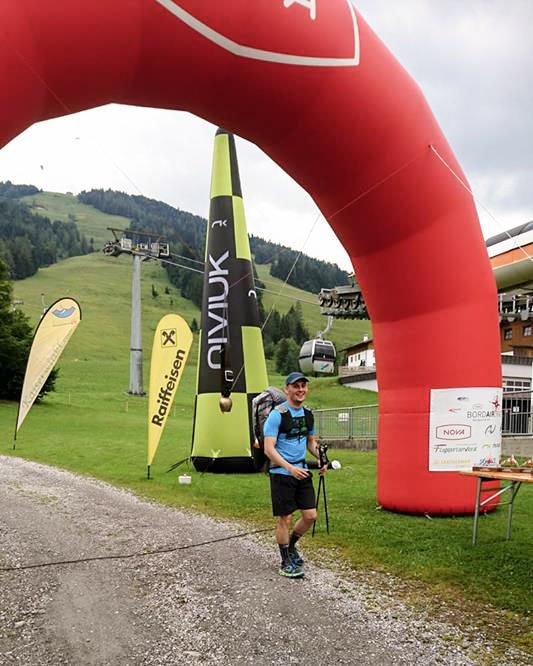 Dani Renner - Bordairrace Kössen