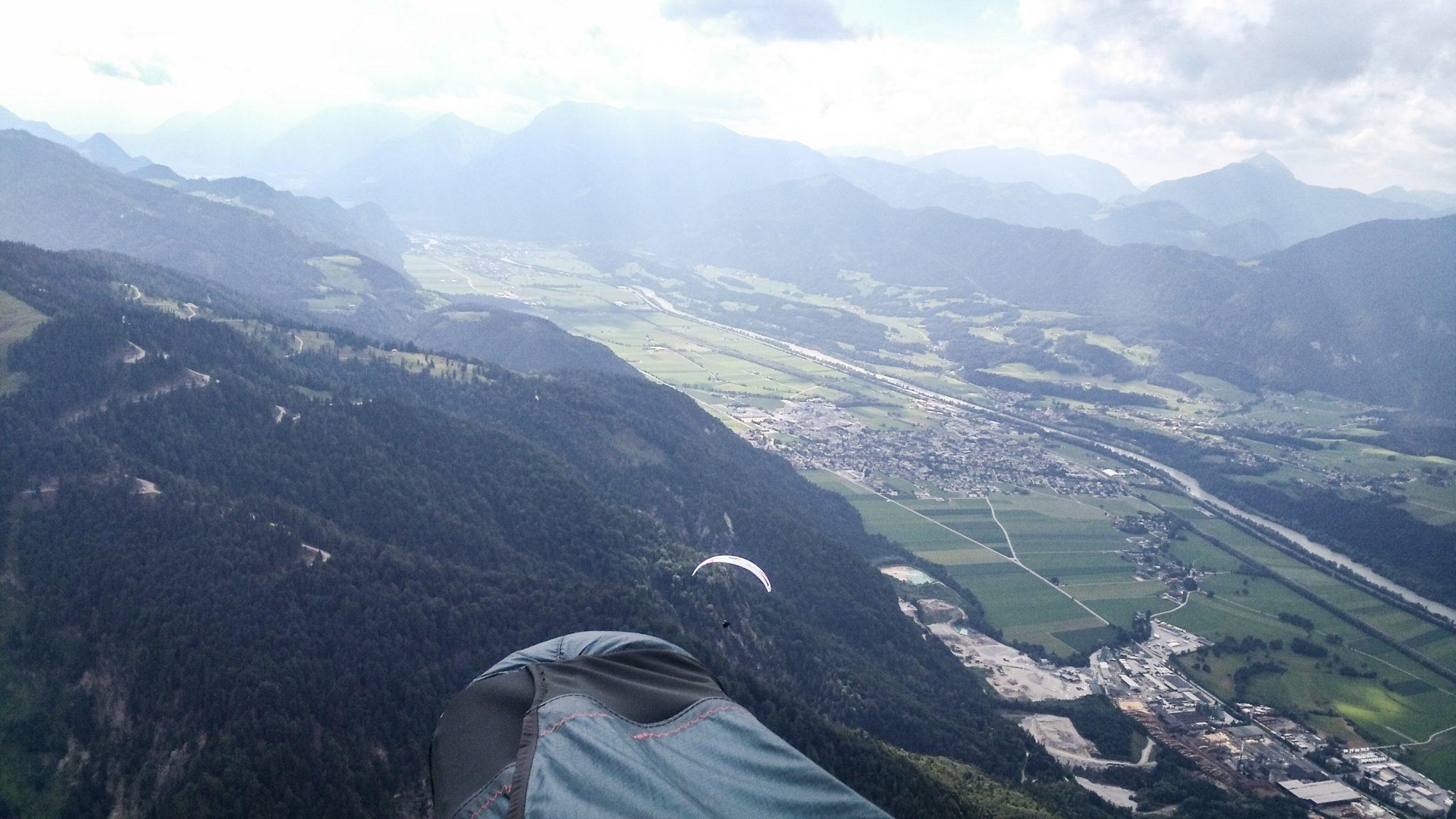 skywalk paragliders - Bordairrace Post