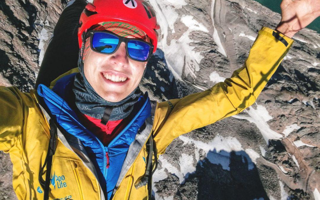 "249.22 km FAI – Simon Oberrauner ""Geniale Runde"""
