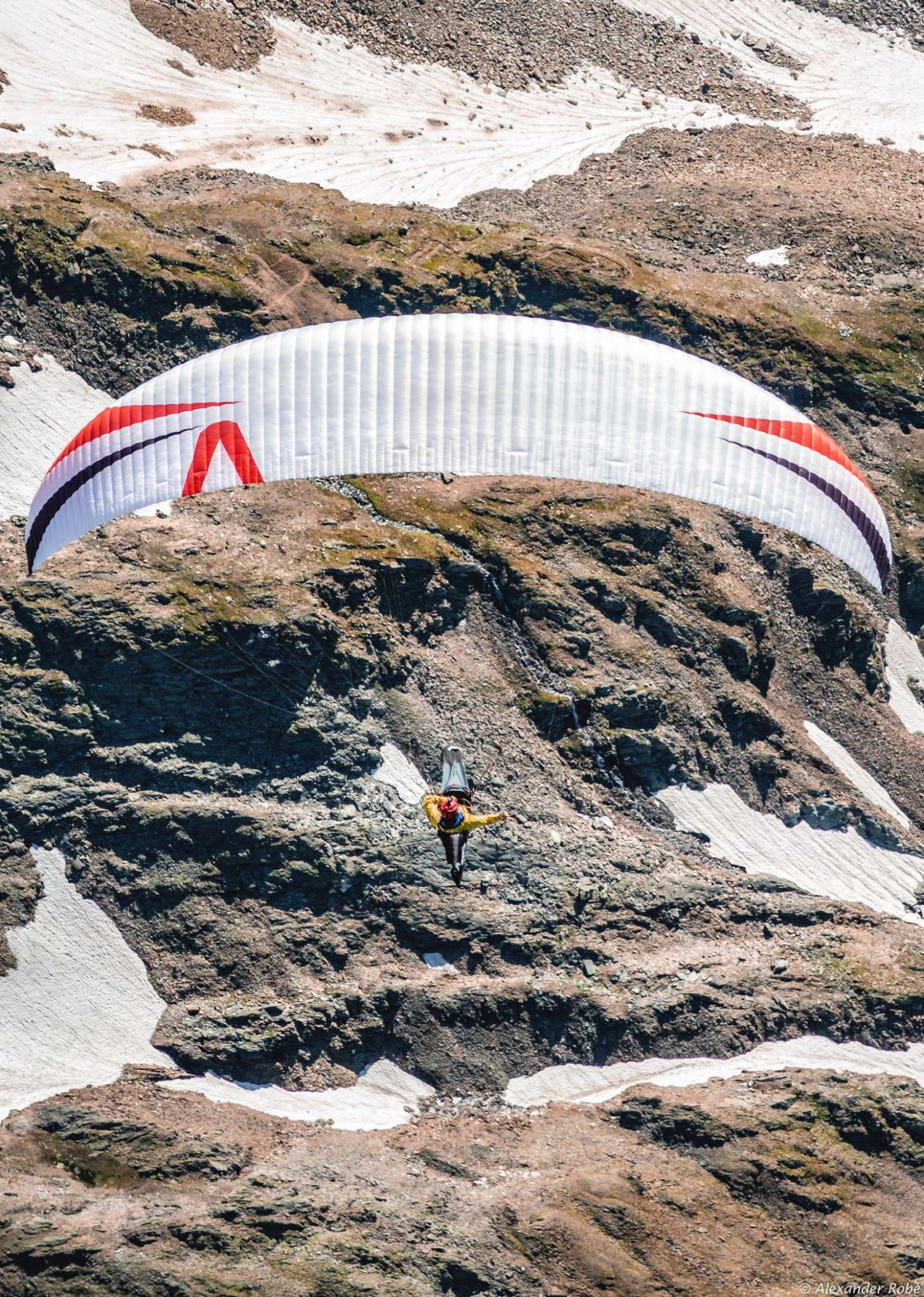 skywalk paragliders - Simon Oberrauner, Foto von (c) Lex Robé