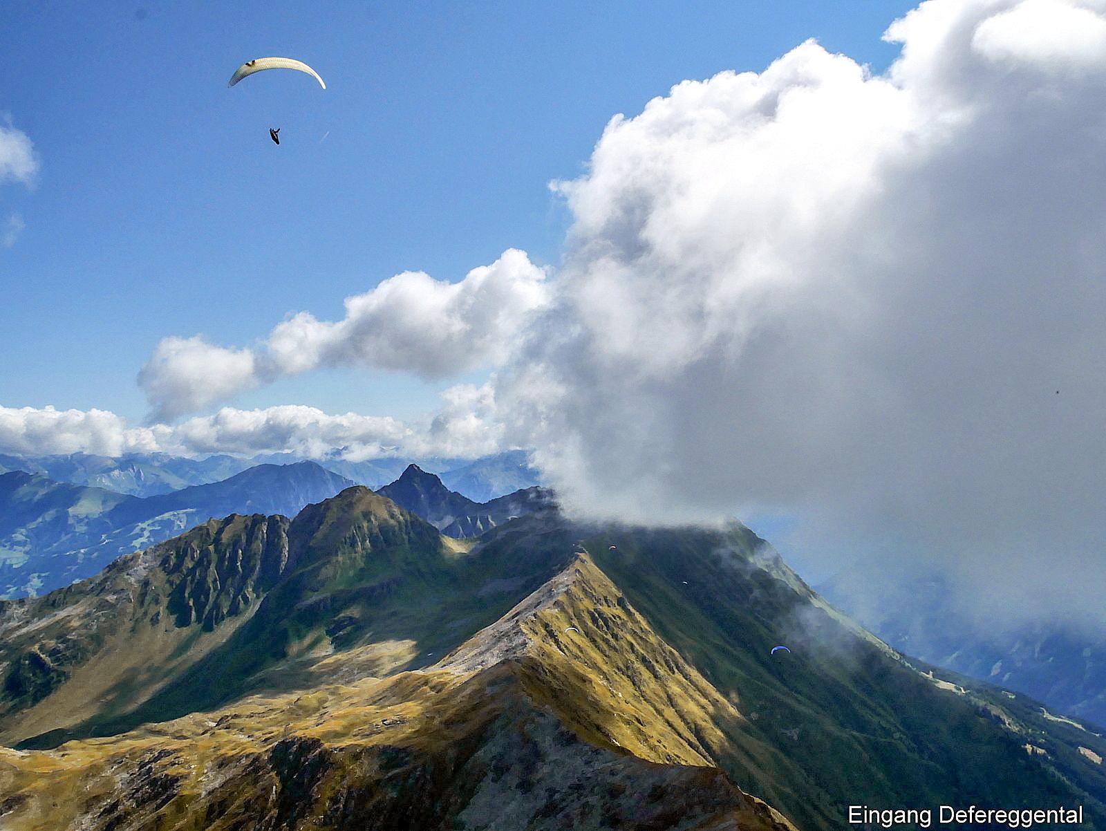 skywalk paragliders - Oliver Teubert