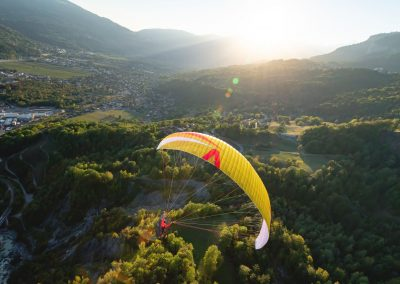 skywalk paragliders - ARAK - Mustard