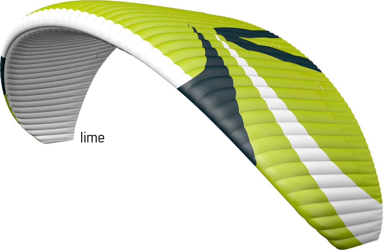skywalk paragliders - ARAK - Lime