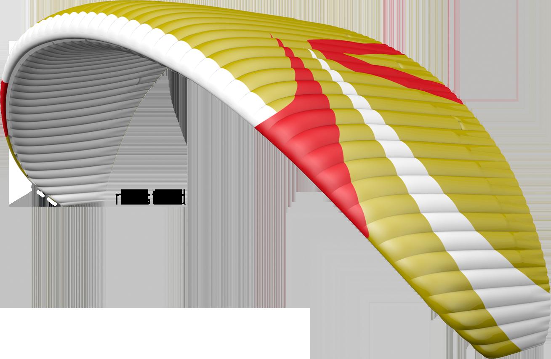 skywalk paragliders - ARAK - Mustard