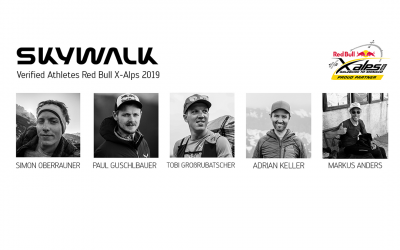 Red Bull X-Alps 2019 – These athletes are already verified for skywalk