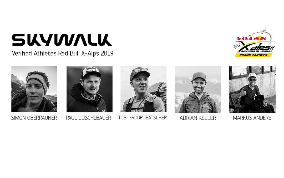 Red Bull X-Alps 2019 – Diese Athleten stehen bereits für skywalk fest