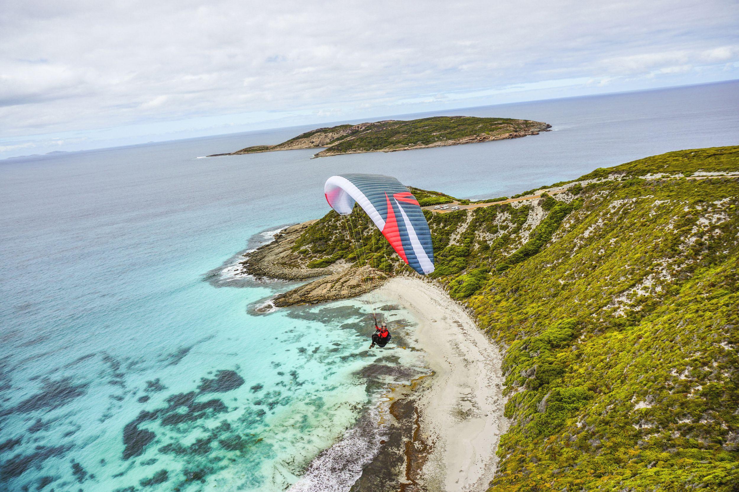 skywalk paragliders - Australien - Travel Blog