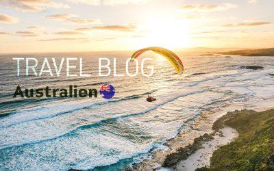 Travel Blog – Australien // Burkhard Martens & Nina Brümmer